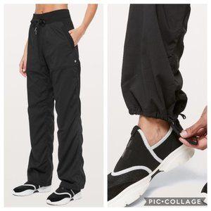 Lululemon Dance Studio Pant Joggers Black 10